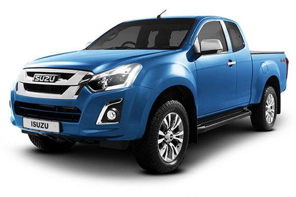 Isuzu D-MAX Extended Cab isuzu extended cab Isuzu Extended Cab MY17 ISUZU KB300 D TECH LX 4X4 EC 3QFL VECTOR BLUE 600x400