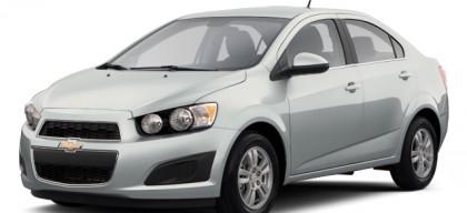 Chevrolet Sonic Sedan  Chevrolet Sonic Sedan 2012CHE026a 640 01 420x192